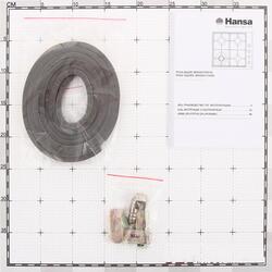 Газовая варочная поверхность Hansa BHGI63112028