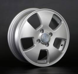 Автомобильный диск Литой Replay GN8 5,5x14 4/100 ET 45 DIA 56,6 Sil