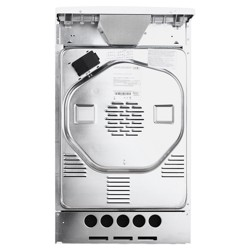 Электрическая плита Hansa FCCW58200 белый