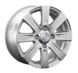 Автомобильный диск литой Replay KI48 6x15 4/114,3 ET 43 DIA 67,1 Sil
