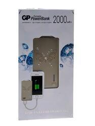 Портативный аккумулятор GP GP322 with Swarovski Elements золотистый