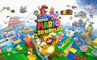 "Игра для 3DS ""Super Mario 3D World"" (0+)"