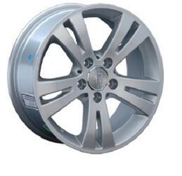 Автомобильный диск литой Replay MR57 7x16 5/112 ET 38 DIA 66,6 Sil