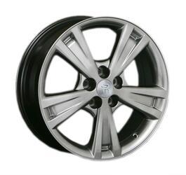 Автомобильный диск литой Replay LX11 7x18 5/114,3 ET 35 DIA 60,1 Sil