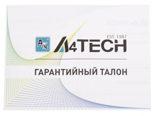 Наушники A4TECH T-120-1
