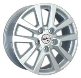 Автомобильный диск Литой LegeArtis TY106 8,5x20 5/150 ET 60 DIA 110,1 Sil