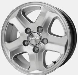Автомобильный диск Литой Скад Конкорд 7x16 5/130 ET 43 DIA 84,1 Селена