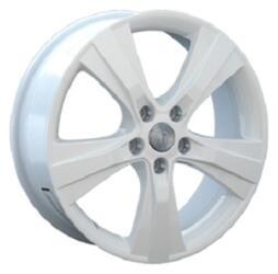 Автомобильный диск литой Replay GN23 7x18 5/115 ET 45 DIA 70,1 White