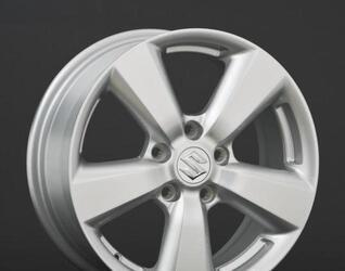 Автомобильный диск Литой LegeArtis SZ10 6,5x16 5/114,3 ET 45 DIA 60,1 Sil