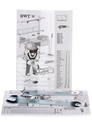 Углошлифовальная машина DWT WS 07-115