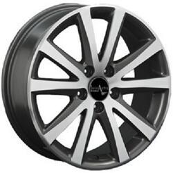 Автомобильный диск Литой LegeArtis VW17 7x16 5/112 ET 45 DIA 57,1 GMF