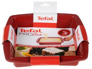Форма для выпекания TEFAL J4070504 красный