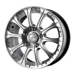 Автомобильный диск литой Скад Ганимед 5,5x14 4/130 ET 49 DIA 56,6 Гоночный