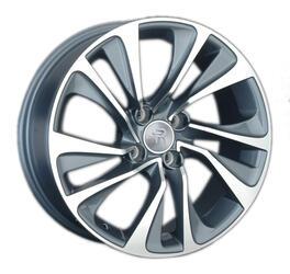 Автомобильный диск литой Replay PG48 7x17 4/108 ET 29 DIA 65,1 GMF