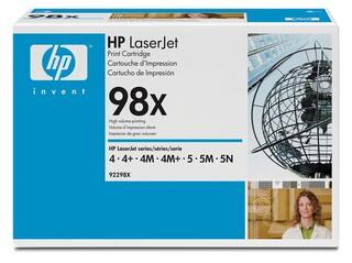 Картридж лазерный HP 98X (92298X)