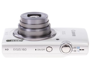 Компактная камера Canon Digital IXUS 160 белый