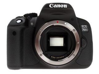 Зеркальная камера Canon EOS 700D Kit 18-135mm IS STM черный