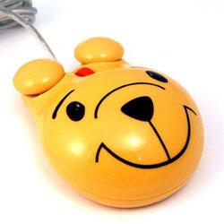 Мышь проводная Мышь детская оптическая (Собачка)