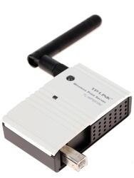 Принт-сервер TP-LINK TL-WPS510U