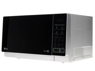Микроволновая печь LG MH-6043HS серебристый
