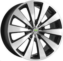 Автомобильный диск литой Nitro Y252 6,5x15 4/114,3 ET 40 DIA 73,1 BFP