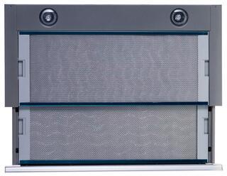 Вытяжка полновстраиваемая Cata TF 6600 серебристый