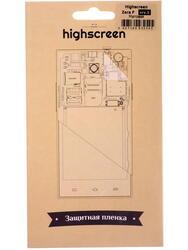 "4""  Пленка защитная для смартфона Highscreen Zera F rev.s"