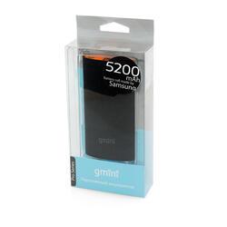 Портативный аккумулятор Gmini mPower Pro Series MPB521 оранжевый, черный