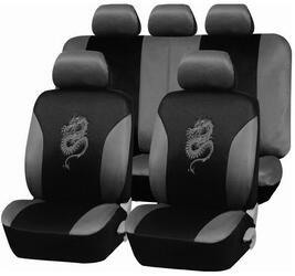 Чехлы на сиденье PSV Dragon серый