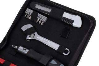 Набор ручного инструмента Bosch (Тонкогубцы, ключ, карандаш, биты, нож)
