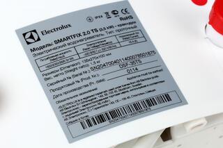 Водонагреватель Electrolux Smartfix 2.0 TS