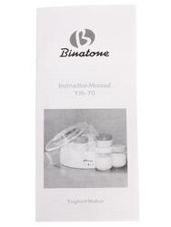 Йогуртница Binatone YM 70 белый