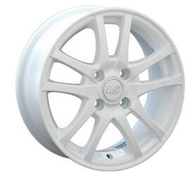 Автомобильный диск Литой LS NG450 5,5x14 4/98 ET 38 DIA 58,6 White