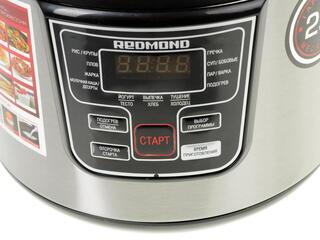 Мультиварка Redmond RMC-M10 серебристый