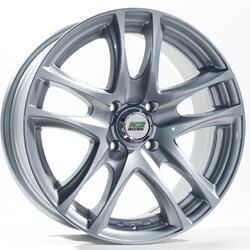 Автомобильный диск Литой Nitro Y628 6x14 4/98 ET 35 DIA 58,6 Sil