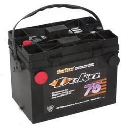 Автомобильный аккумулятор Deka 778DT
