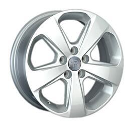 Автомобильный диск литой Replay OPL42 7x17 5/105 ET 42 DIA 56,6 Sil