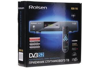 Приставка для цифрового ТВ Rolsen RDB-703