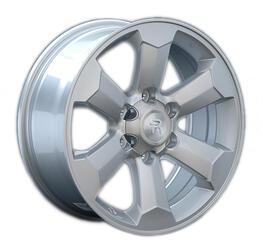 Автомобильный диск литой Replay LX51 7,5x17 6/139,7 ET 25 DIA 106,1 Sil