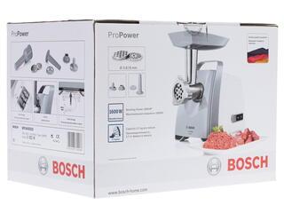 Мясорубка Bosch MFW 45020 белый