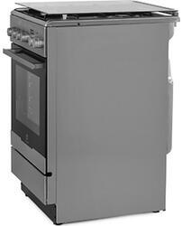 Газовая плита Electrolux EKK96450AX серебристый