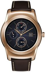 Смарт-часы LG Watch Urbane W150 золотистый