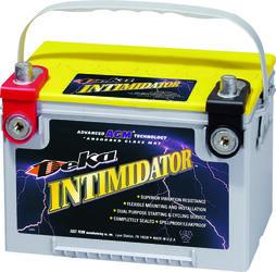 Автомобильный аккумулятор Deka Intimidator 9A78DT