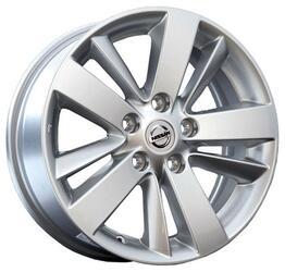 Автомобильный диск Литой LegeArtis NS75 6,5x16 5/114,3 ET 45 DIA 66,1 Sil