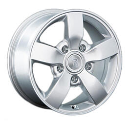 Автомобильный диск Литой Replay Ki16 7x16 5/139,7 ET 45 DIA 95,5 Sil