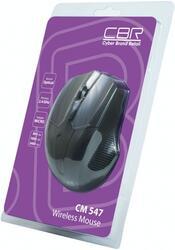 Мышь беспроводная CBR СM-547