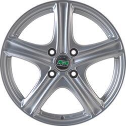 Автомобильный диск Литой Nitro Y9129 7x16 4/108 ET 32 DIA 65,1 Sil