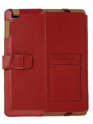Чехол-книжка для планшета Apple iPad 3, Apple iPad 4 красный