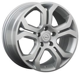 Автомобильный диск литой LegeArtis OPL5 8x17 5/115 ET 45 DIA 70,1 Sil