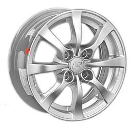 Автомобильный диск Литой LS ZT388 5,5x14 4/98 ET 35 DIA 58,6 Sil
